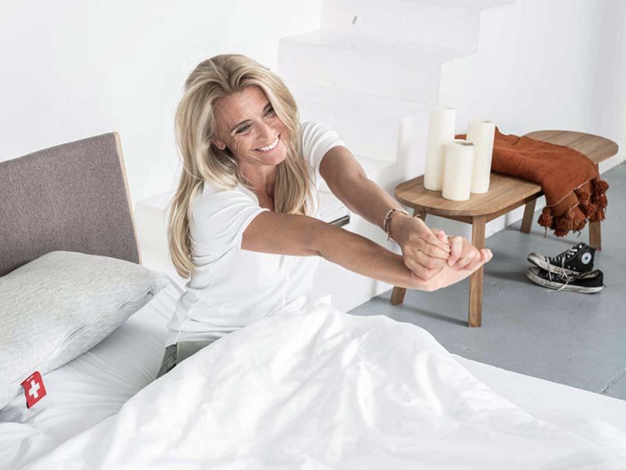 Besser schlafen mit SEVEN SUNDAYS Matratzen und Kopfkissen