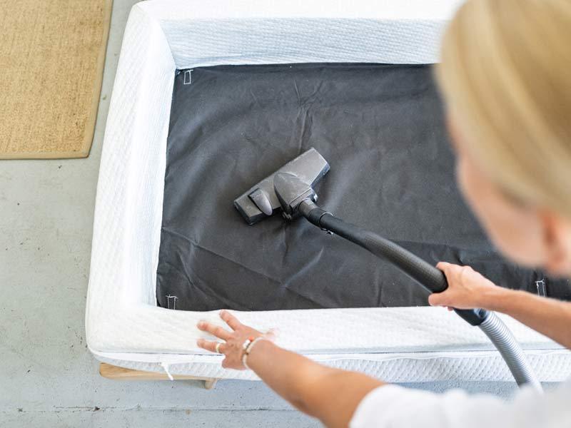 Hygienische Matratzen